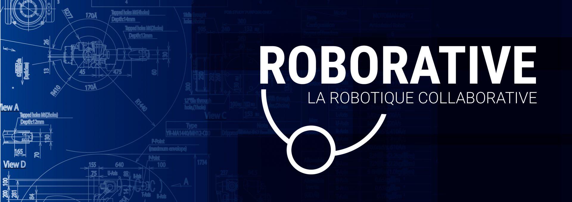 Roborative - La Robotique collaborative