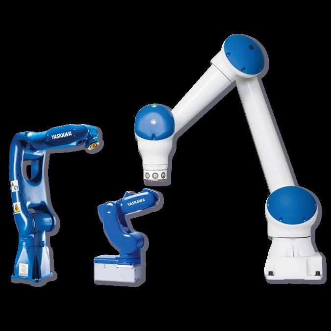 robot yaskawa roborative